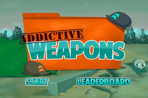 Screenshot Addictive Weapons