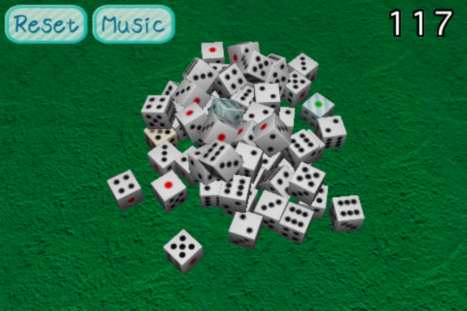 Screenshot Dice -3D-