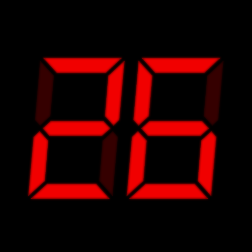 Presentation Clock app